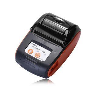 IMPRIMANTE GOOJPRT Mini Imprimante Thermique Bluetooth Portab