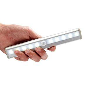 VEILLEUSE Lampe Nocture,Veilleuse Automatique 10-LED Détecte