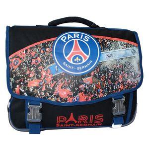 CARTABLE PARIS SG Cartable - 2 Compartiments - 6 à 9 ans -