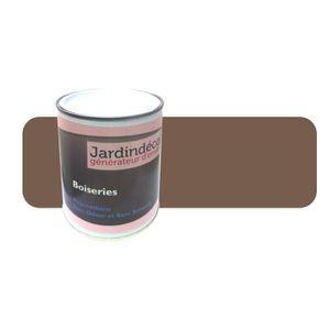 Peinture bois marron - Achat / Vente pas cher