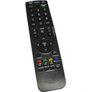 TÉLÉCOMMANDE TV Télécommande de TV télé compatible  LG AKB69680403