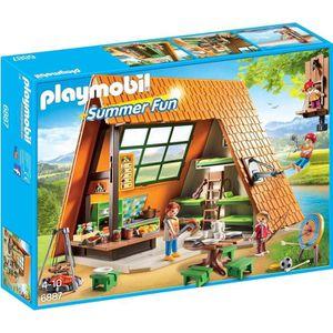 FIGURINE - PERSONNAGE PLAYMOBIL 6887 - Summer Fun - Gîte de Vacances