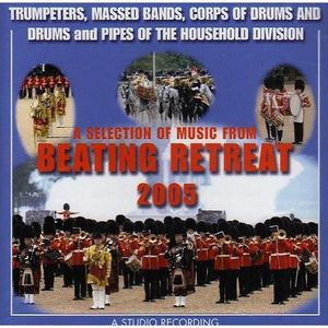 CD POP ROCK - INDÉ Band of the Household Division - Beating Retreat 2