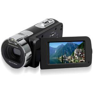 CAMÉSCOPE NUMÉRIQUE Caméscope DV HD 720p - Zoom numérique 16x TFT LCD