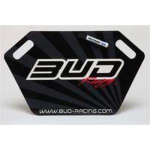 DÉCORATION VÉHICULE Pit board de panneautage Bud Racing Noir