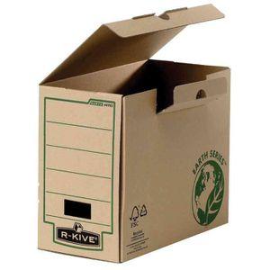 Boîte à archive 20 x Boîte archives R-Kive EARTH, marron, (L)15…