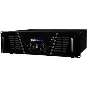 AMPLI PUISSANCE IBIZA SOUND AMP2000 Amplificateur de sonorisation
