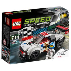 ASSEMBLAGE CONSTRUCTION LEGO® Speed Champions 75873 Audi R8 LMS ultra