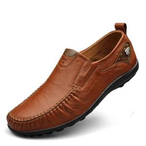 MOCASSIN Mocassin Hommes Ete Detente Mode Chaussures BWYS-X