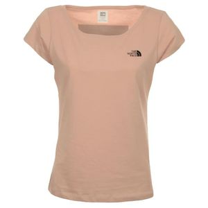 9eeeca87ca T-shirt The North Face Wn's S-S Redbox S-S Tee Rose Rose - Achat ...