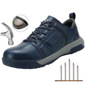 chaussure securite femme legere puma