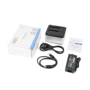 PORTE MONNAIE SEATAY USB 3.0 SATA HDD Enclosure Case Hard Drive