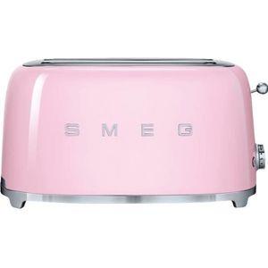 grille pain toaster smeg achat vente pas cher soldes d s le 10 janvier cdiscount. Black Bedroom Furniture Sets. Home Design Ideas