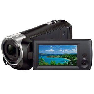 CAMÉSCOPE NUMÉRIQUE HDR-CX240 - Caméscope