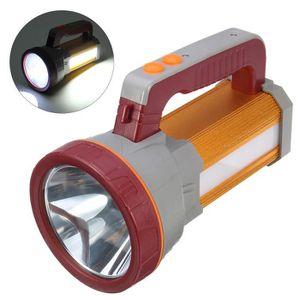 LAMPE DE POCHE TEMPSA Torche Rechargeable LED lampe de Poche avec