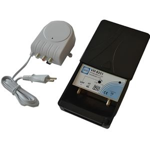 REPETEUR DE SIGNAL Kit Amplificateur de Mât LTE WISI VM 8351 - 1 Entr