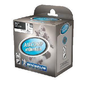 MICHELIN - Chambre à air 26 pouces type C5 modèle AIRCOMP MOUNTAIN dimensions 54/62X559 utilisation enduro Valve presta 40mm