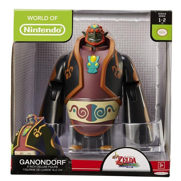Nintendo figurines metroid ganondorf blister 15cm