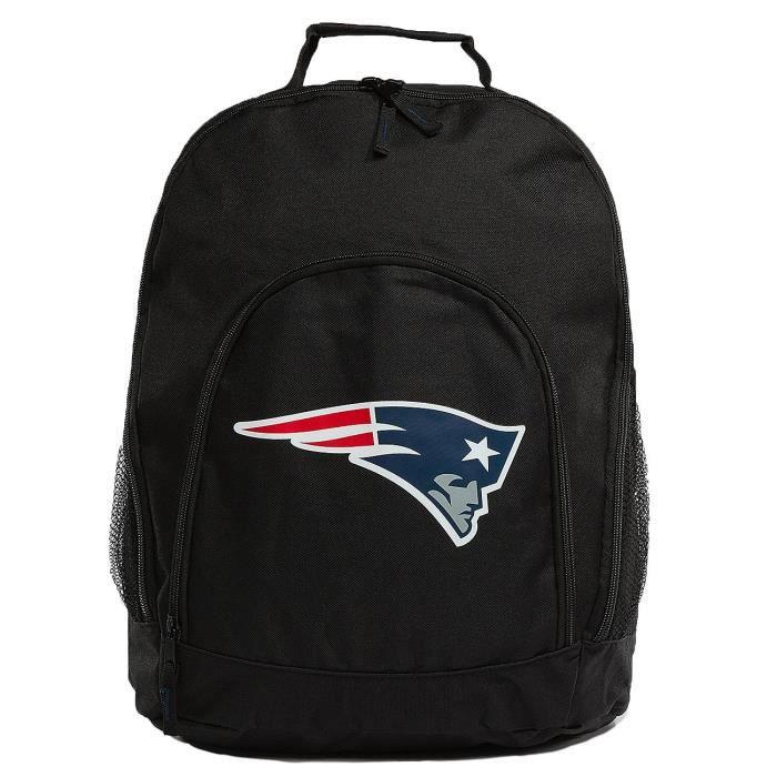 Forever Collectibles Homme Accessoires / Sac à Dos NFL New England Patriots noir taille unique