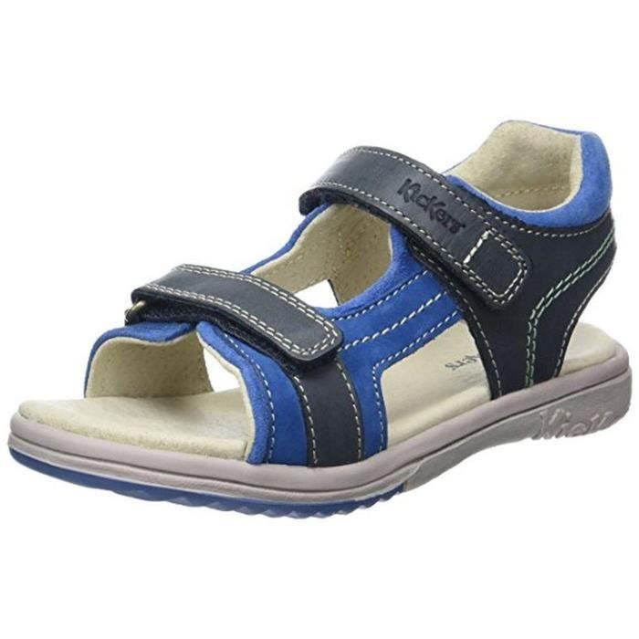 sandales et nu-pieds platino garçon kickers 349494
