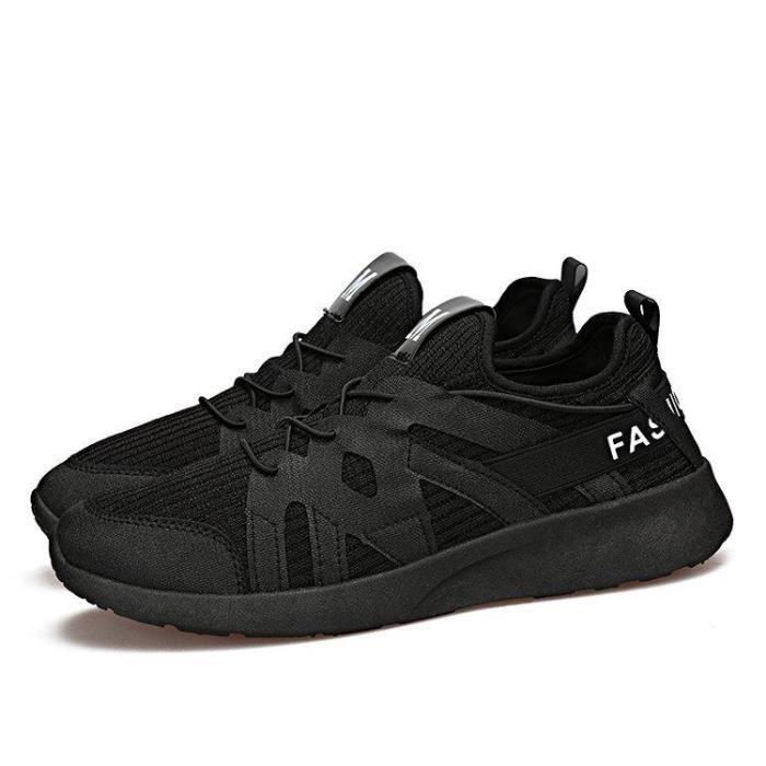 Antichoc F369 A Course 42 D'éTé Un Amorti R30613950 Homme D369 Chaussure Pied Noir AntidéRapant OAw5taxxq