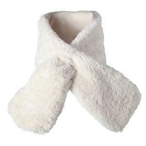 ECHARPE - FOULARD BARTS - Echarpe bébé blanc ivoire du 3 au 12 mo… 80f25dc6cdf