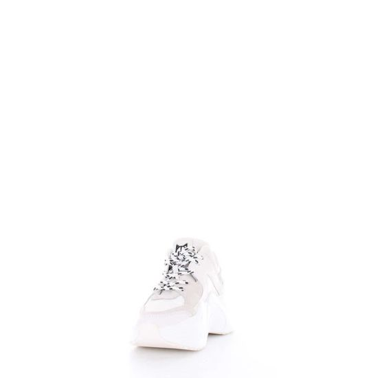 Naked Wolfe Wolfe Wolfe Nwstrack Sneakers Femme Blanc Achat