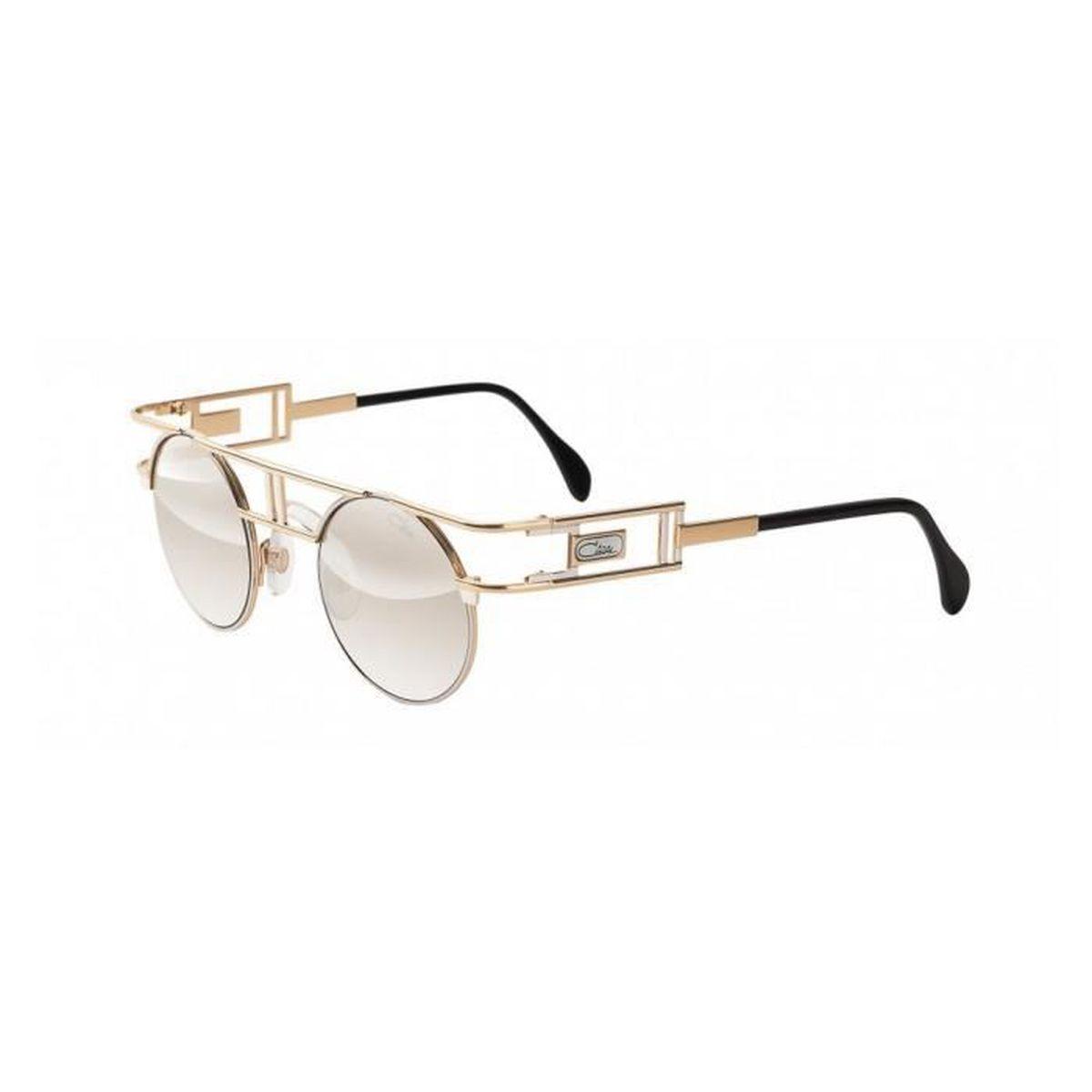 CAZAL 958 96 or - Achat   Vente lunettes de soleil Mixte Doré ... 33750b68e417