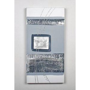 TABLEAU - TOILE Tableau déco Modern  35 -  Toile peinte à la main