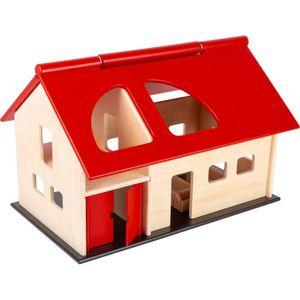 a011405b8e0e5 MAISON POUPÉE Grande ferme en bois jouet univers miniature enfan