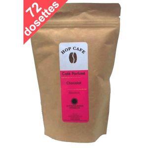 CAFÉ - CHICORÉE Pack 72 dosettes de Café aromatisé Chocolat pour S