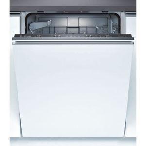 LAVE-VAISSELLE BOSCH SMV50E60EU - Lave vaisselle encastrable - 12