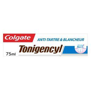 DENTIFRICE COLGATE Tonigencyl  Anti-Tarte Blancheur Dentifric