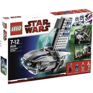 ASSEMBLAGE CONSTRUCTION LEGO Star Wars - 8036 - Clone Wars - Separatists S