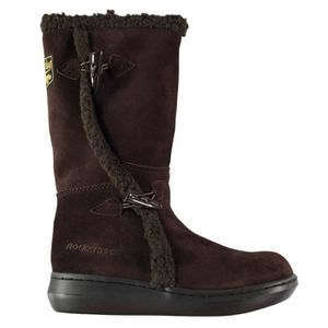 BOTTE Rocket Dog Slope s Femme Bottes Confortables En Cu
