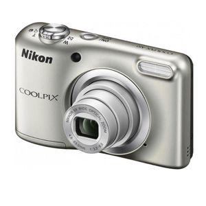 APPAREIL PHOTO COMPACT Nikon Coolpix A10 argent Appareil photo numerique