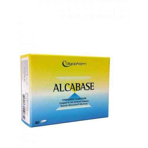 DIGESTION - TRANSIT  Dr Theiss - Alcabase - 60 comprimés