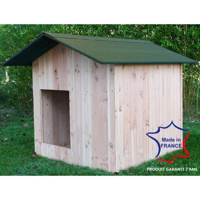 abris de jardin pour chien