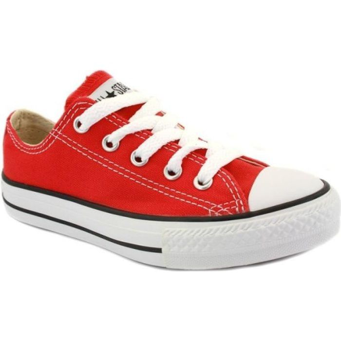 converse 33 rouge