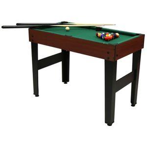 table multi jeux achat vente pas cher soldes d s le. Black Bedroom Furniture Sets. Home Design Ideas