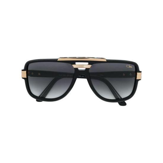 Lunettes de soleil Cazal 8037 001 Noir   Or Acétate - Achat   Vente lunettes  de soleil Mixte - Cdiscount 112fb085bb0d