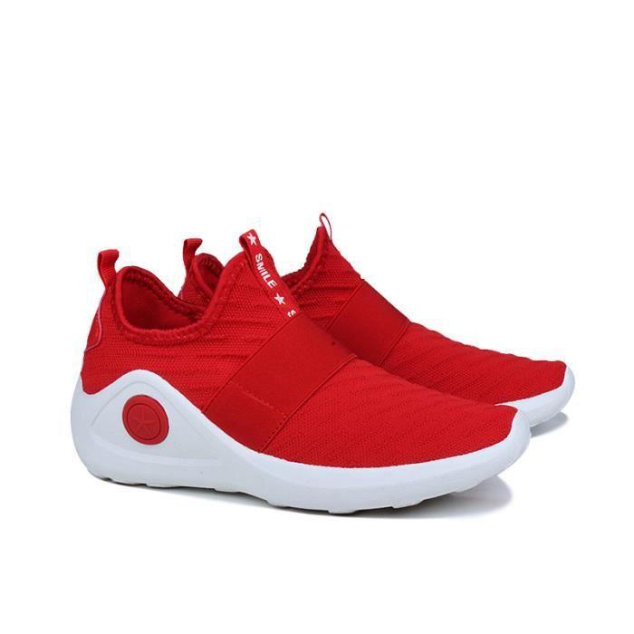 Chaussures Baskets populaires et ville mode solde Nouveauté Chaussures sport Chaussures Sport de enfilé loisir en Baskets homme wpt1WqTWF