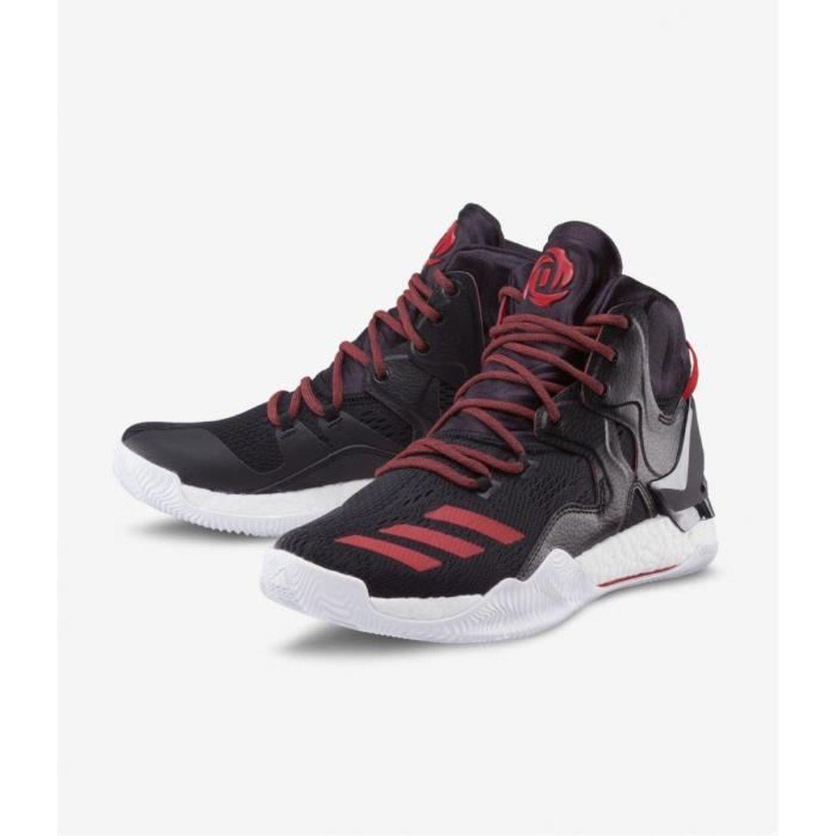 Chaussures Rose de basketball adidas Performance D Rose Chaussures 7 Noir ea7e41