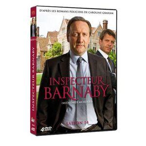 DVD SÉRIE DVD Inspecteur barnaby s14 /v 4dvd