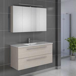 ensemble meuble salle de bain beige achat vente ensemble meuble salle de bain beige pas cher. Black Bedroom Furniture Sets. Home Design Ideas