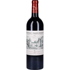 VIN ROUGE Vin Rouge - Château Carbonnieux 2013 - Bouteille 7