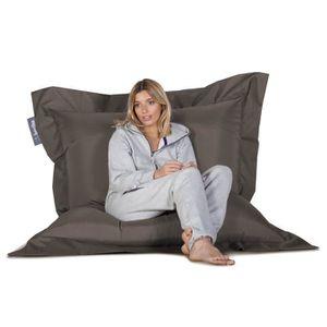 pouf achat vente pouf pas cher soldes d s le 9. Black Bedroom Furniture Sets. Home Design Ideas