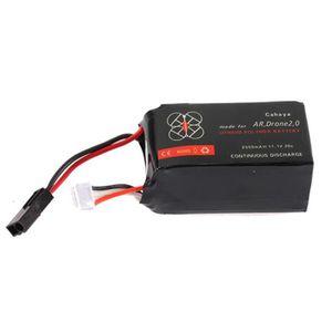 DRONE 11.1V 2500mah 20C Batterie au lithium pour Parrot