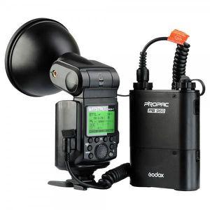 FLASH Godox Witstro AD360II Nikon Kit PB960