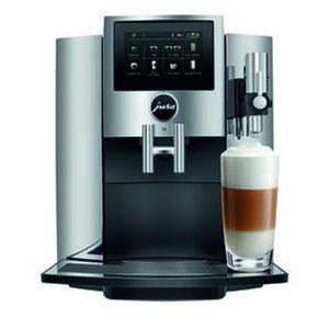 MACHINE À CAFÉ Machine à Café Expresso avec Broyeur Jura S8 Chrom